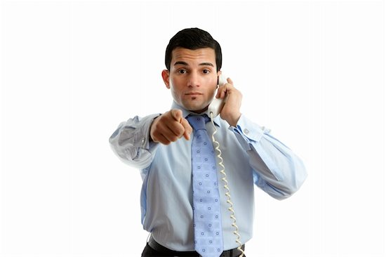 What to Say When a Headhunter Calls Looking for Business
