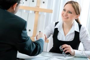 Headhunter Job Interview