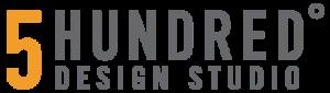 500 Degrees Studio Logo