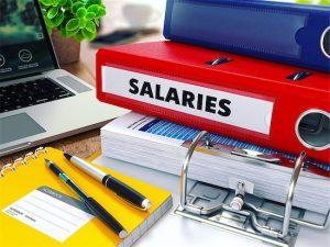 finance salary