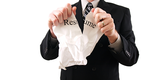 Does Your Resume Suck? 5 Traits of the Worst Resumes