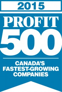 IQ PARTNERS named a PROFIT 500 Fastest-Growing Company
