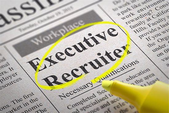 Toronto executive recruiter