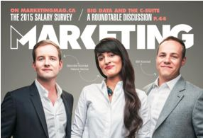 IQ PARTNERS on Marketing Magazine's 2015 Salary Benchmarks & Trends (video)