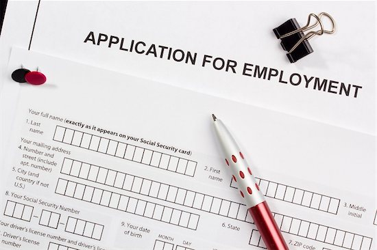 pre employment screening questions
