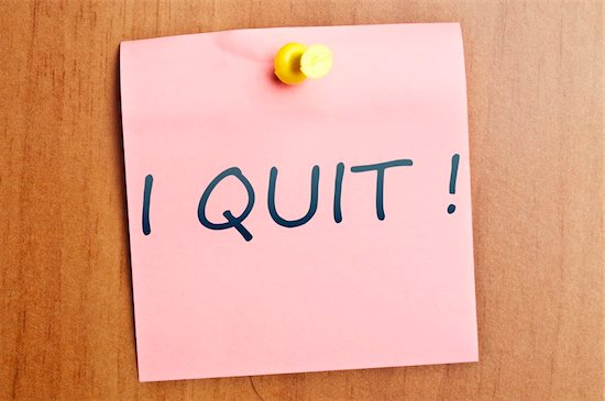 The RIGHT Way to Quit Your Job Without Hurting Your Career