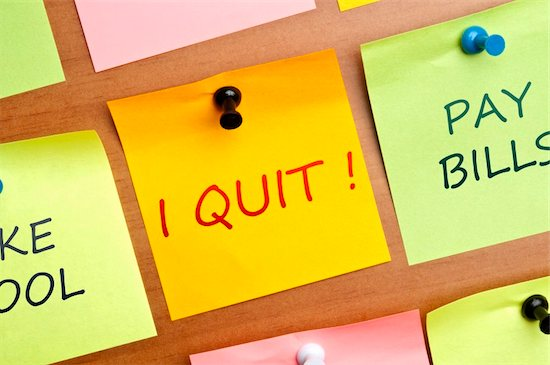 The WRONG Way to Quit Your Job –  4 Things NOT to Say When Leaving