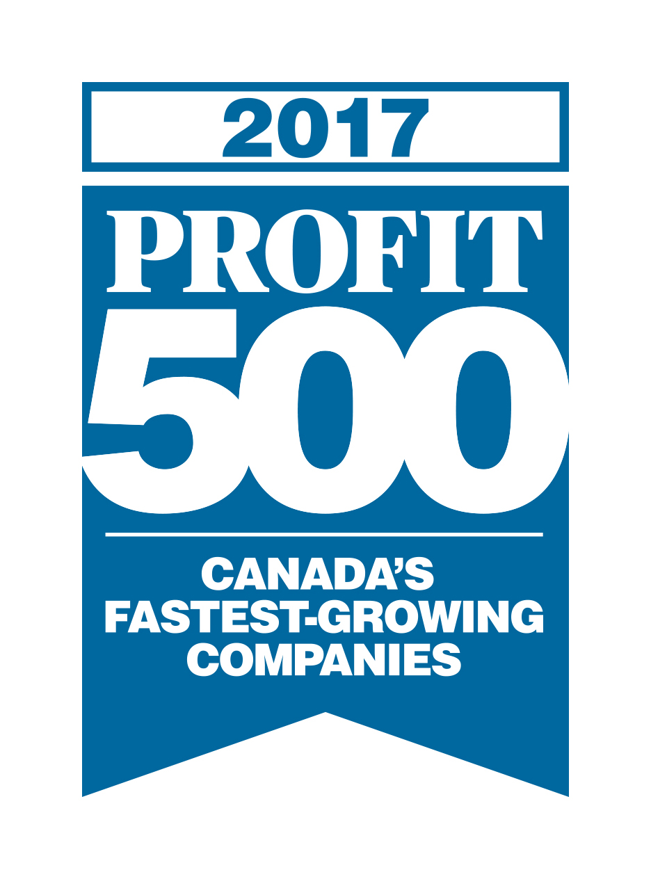 IQ PARTNERS Ranks No. 472 on the 2017 PROFIT 500