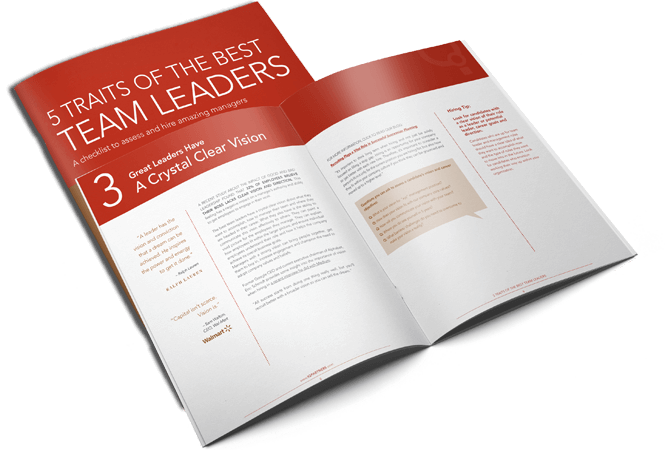 5 Traits of the Best Team Leaders