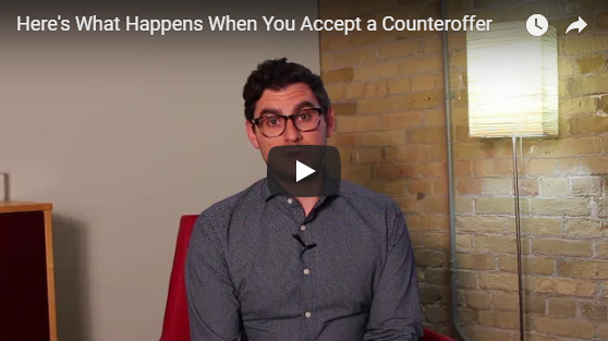 Watch: Here's What Happens When You Accept a Counteroffer