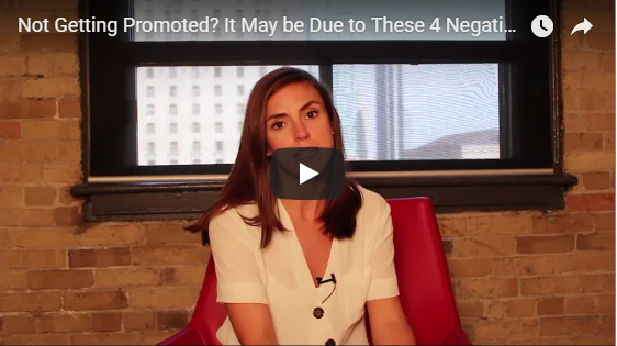 Watch: Not Getting Promoted? It May be Due to These 4 Negative Behaviours