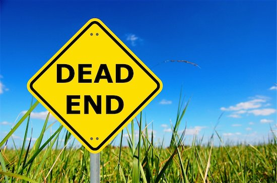 6 Signs You're in a Dead End Job