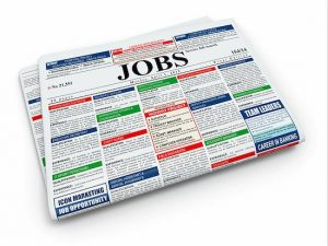 marketing job ads