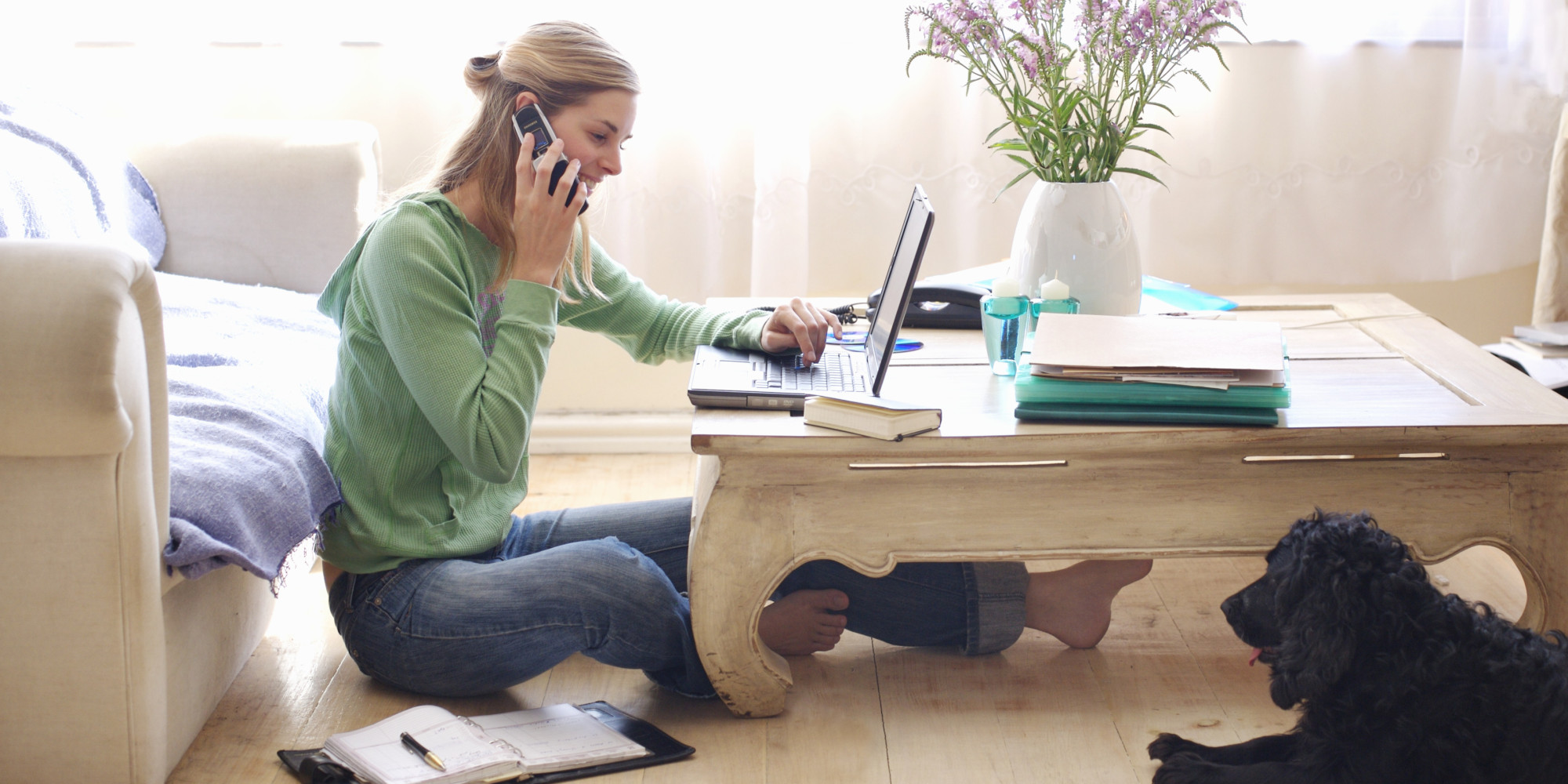 Does Working from Home Hurt Your Career?