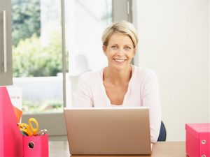 Toronto recruiters recommend establishing a designated workspace when working remotely