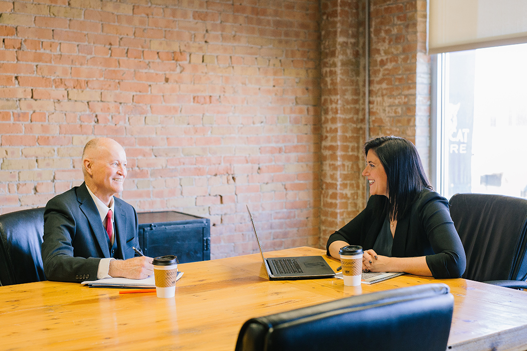 5 Strategies to Break the Ice in a Marketing Job Interview