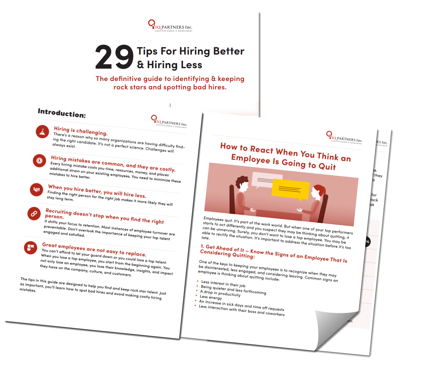 29 Tips For Hiring Better & Hiring Less