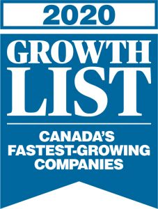 IQ PARTNERS named to Growth List ranking of Canada's Fastest-Growing Companies